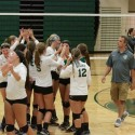 Photos from Varsity Volleyball vs. Hamilton & HC 8-23-16