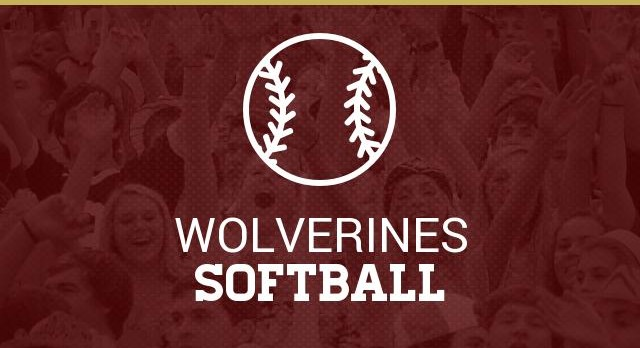 Lady Wolverine Softball Earns Opportunity to Host First Round Playoff Series