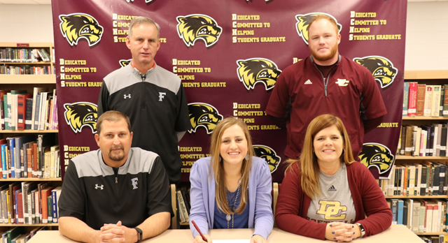 Poston Signs with Shorter
