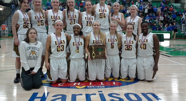 Girls Varsity Basketball Claims 2nd Straight District Title