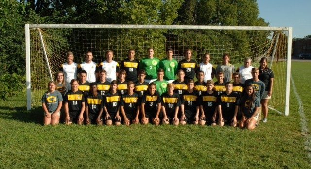 Boys Soccer Drops Out of First Place