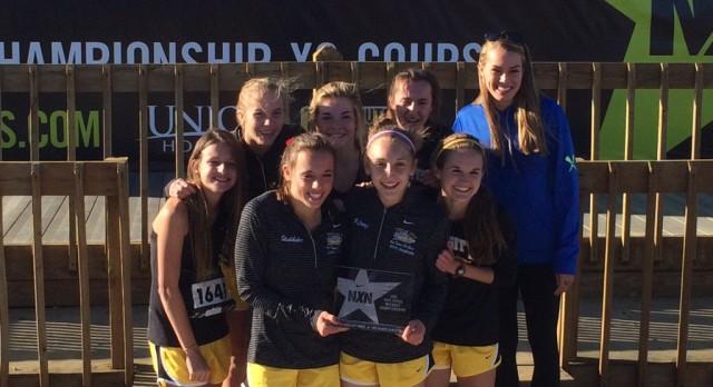 Centerville Girls XC is Oregon Bound!