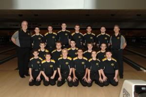 2015 Varsity Boys Bowling