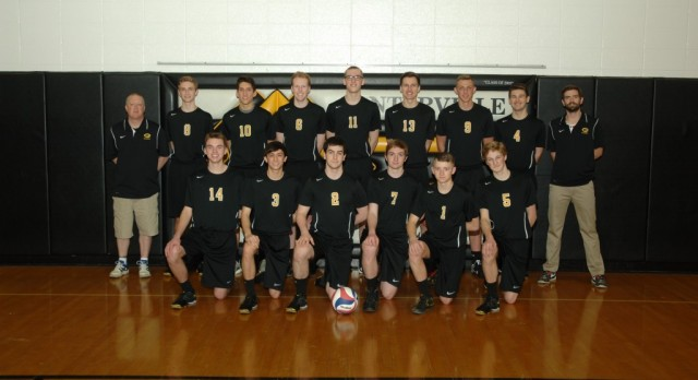 Boys Volleyball Wins Regional, Heading to State Tournament