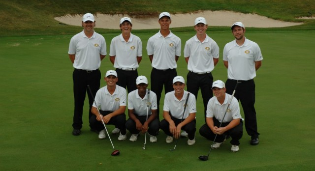 Boys Varsity Gold Golf Finishes Tied for 5th at Kiely Cup
