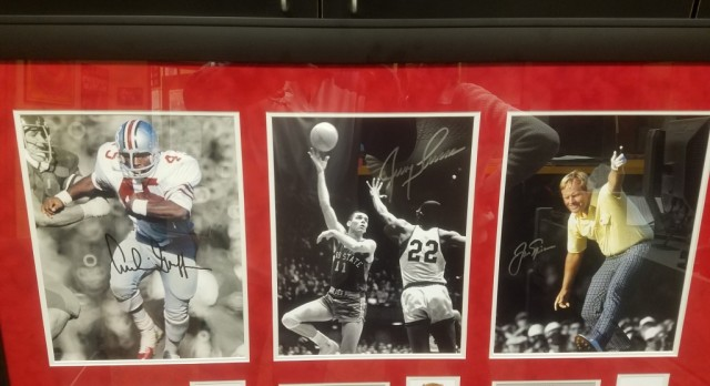 OSU Legends Picture Raffle Will Support National Reading Program and CHS Athletic Hall of Fame