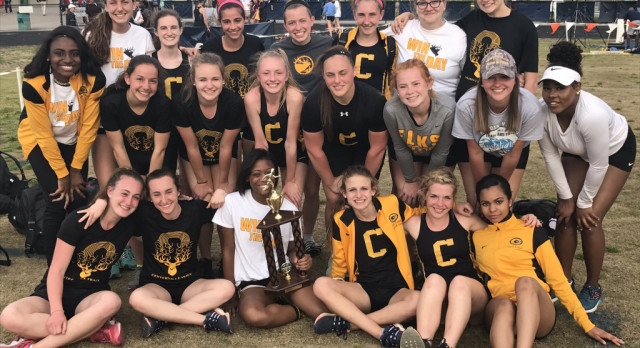 Girls Track Wins in Tennessee, Boys 10th