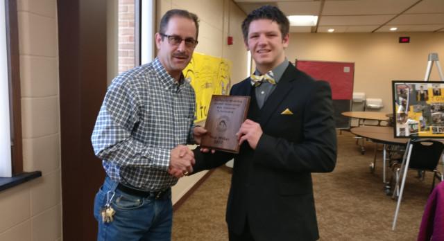Miller Wins CWAA Ken Simmons Scholarship