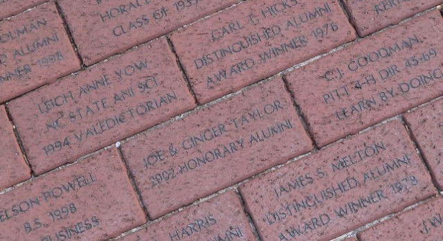 Last Chance to Buy Bricks on the Walkway of Champions