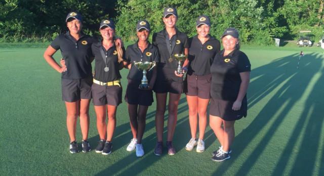 Girls Golf Off To Outstanding Start