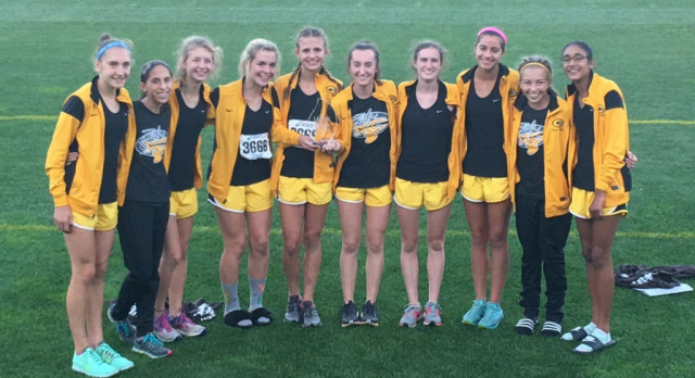 Girls Cross Country Powerful at Paul Short, Fierce at Firebird Invitational