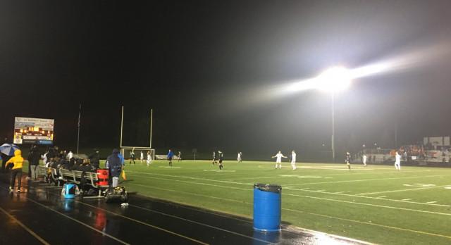 Boys Soccer Falls in Sweet 16