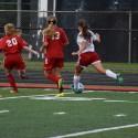THS JV Girls Soccer vs Rossville 8/23/16