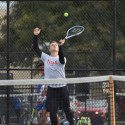 THS Boys Tennis Sectionals 9/28/16