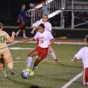THS Girls Soccer vs Eastern SENIOR NIGHT 9/27/16