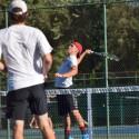 THS Boy Varsity Tennis vs Peru 9/26/16