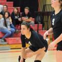 THS Girls Volleyball vs Peru-Senior Night 10/10/16