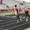 Taylor HS Varsity Track vs Maconaquah and Southwood 4/18/17