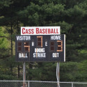 Taylor JV Baseball vs Lewis Cass 4/27/17