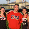 Girls Track Sectionals 5/16/17