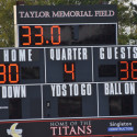 Taylor Middle School Football vs Eastern 9/20/17