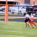 Taylor Middle School Football vs Hamilton Heights 9/12/17