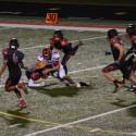 Taylor HS Varsity Football vs Clinton Prairie 9/29/17