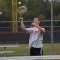 Taylor HS Boys Varsity Tennis vs Northwestern 9/19/17