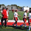 Taylor HS Girls Varsity Soccer vs Mississinewa SENIOR DAY 9/30/17