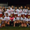 Taylor HS Girls Varsity Soccer SECTIONAL vs Blackford 10/3/17-First Sectional Win in Program History!