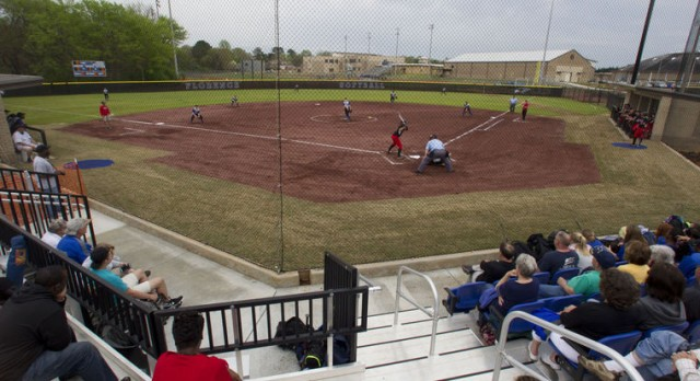 Softball Evaluations October 6th