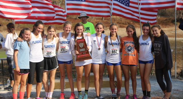 Boys & Girls compete in state meet, Girls win runner-up