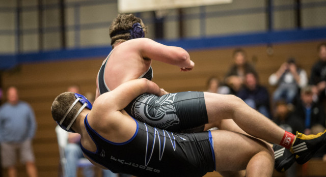 Wrestling: Florence vs Muscle Shoals Photos