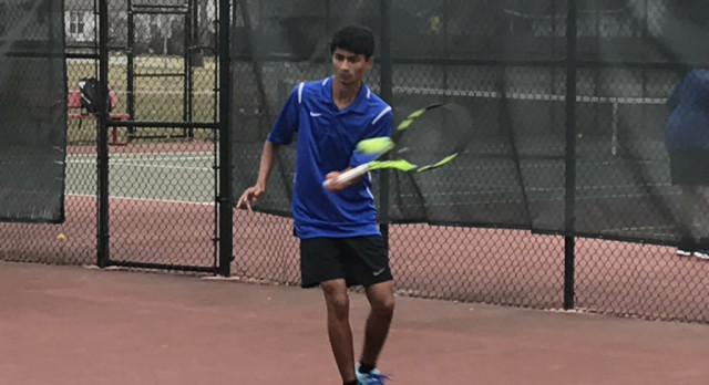 Falcons Split Match with Muscle Shoals