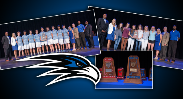 TENNIS: Champions Honored