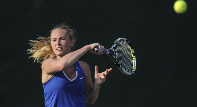 TimesDaily Girls All-Area Tennis/Holmes added another state title