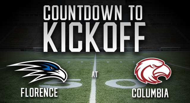 COUNTDOWN TO KICKOFF: Florence @ Columbia (Thurs.)