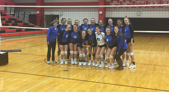 Volleyball wins Area 16 Runner-up,  will play in Super Regionals Thursday