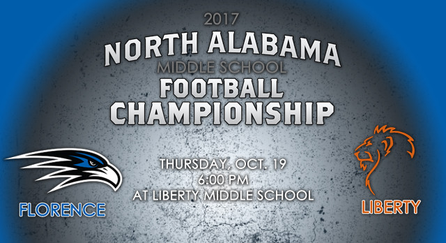 North Alabama Middle School Football Championship