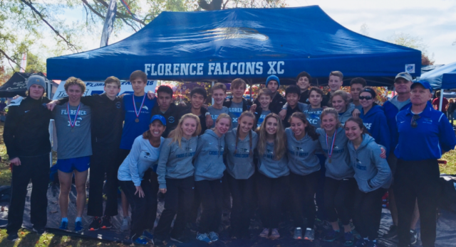 Cross Country State Meet results