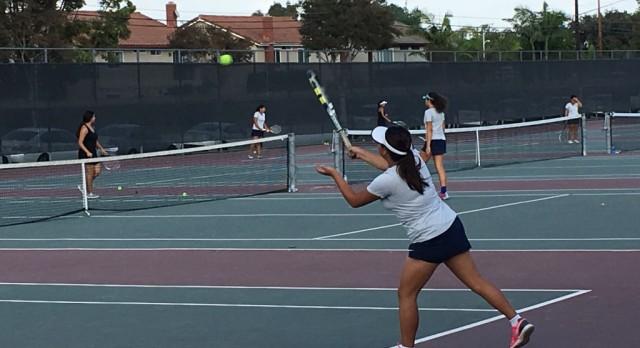 Tennis is Terminating: Windjammer
