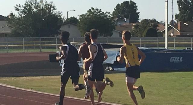 Middle School Track Meet Thursday