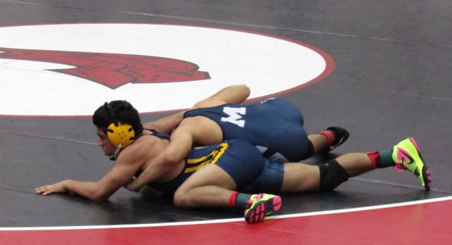 Wrestlers wrap up season at State