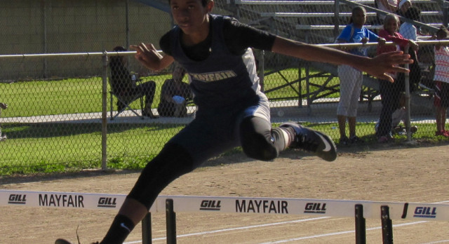 Track competes at CIF Prelims, Umeh advances