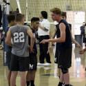 Mayfair vs. Bellflower Boys Volleyball