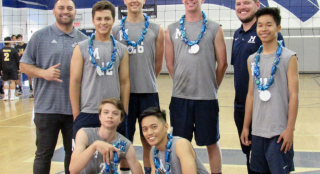 Volleyball's season ends against Los Altos