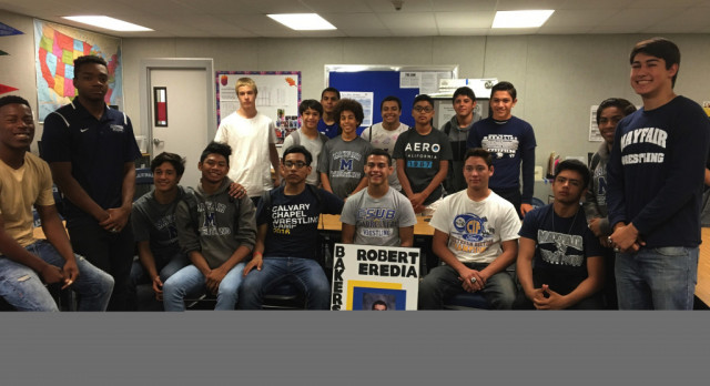 Eredia signs with Cal State Bakersfield