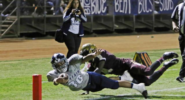 Varsity Football vs Bellflower Pics
