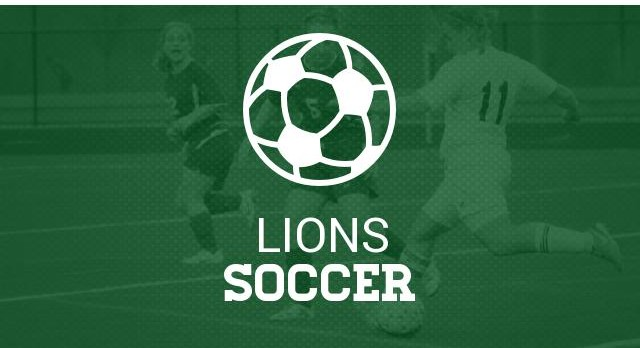 Lady Lions Soccer Athletes of The Week