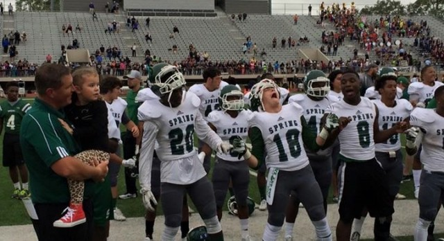 Chasing History – SPRING HS beats undefeated Klein Collins